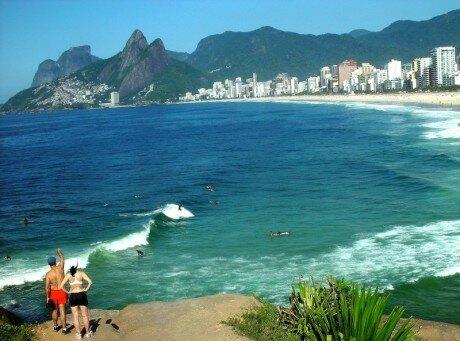 Rio Beach Olympics