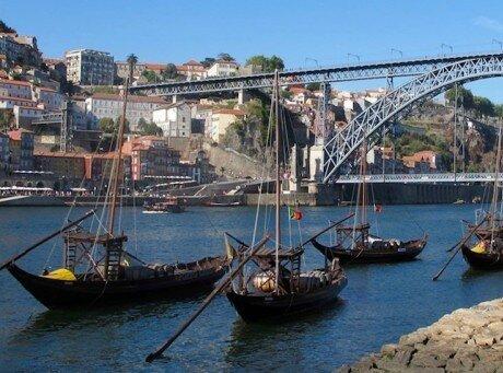 Porto Duoro Boat